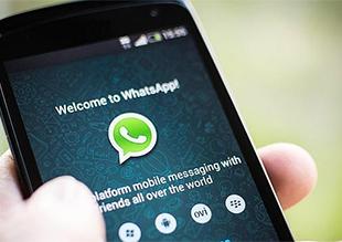 Smartphone Whatsapp