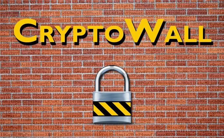 CryptoWall Logo